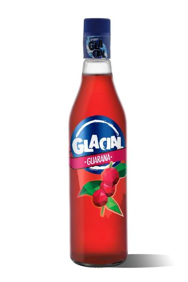 Vodka Glacial Guarana Caja 12 Botellas 0.70 L