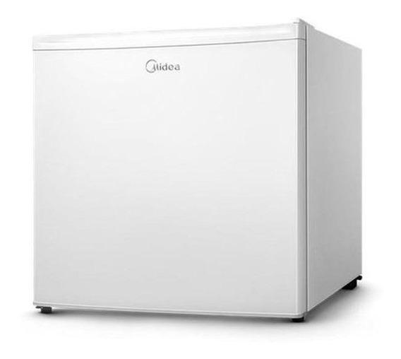 Geladeira minibar Midea MRC06 branca 45L 110V