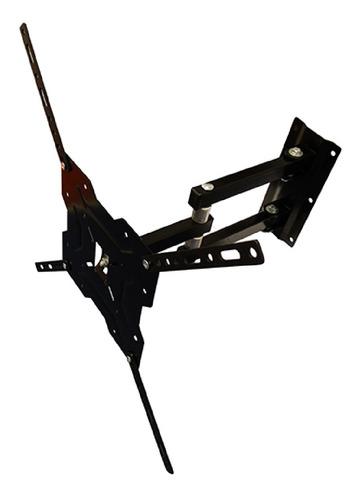 """Suporte Prime Tech SA-4M-22-65 de parede para TV/Monitor de 22"""" até 65"""" preto"""