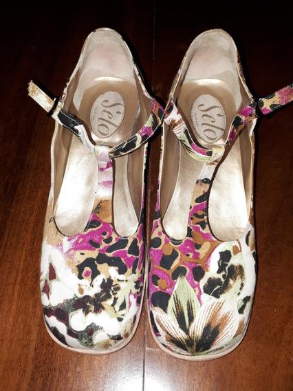 Sapato Salomé