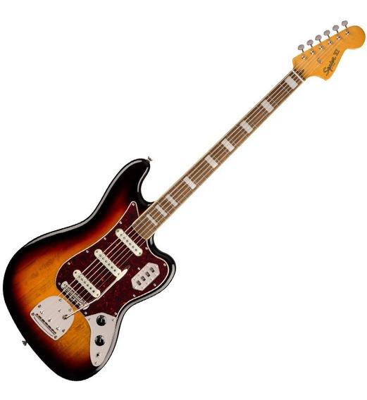 Contrabaixo Baixo 6 Cordas Fender Classic Vibe Bass Sunburst