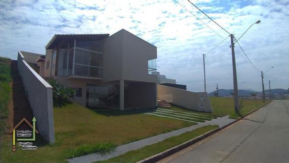 Casa Maravilhosa Em Condominio Fechado Em Bragança Paulista, Interior De São Paulo. - Ca0040