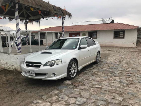 Subaru 2.0 Turbo Awd Spec B