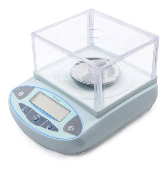 Balanza Analítica Digital Báscula De Precisión 500x0.001g