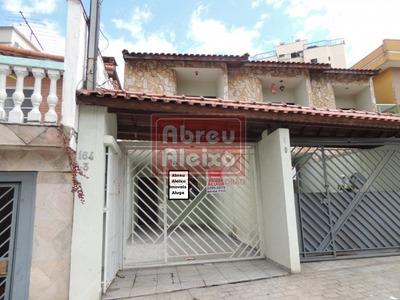 Vila Formosa - Sobrado 3 Dorms (2 Suites), Com 2 Vagas De Garagem - Localização Nobre - Proxima Ao Shopping Analia Franco - 394