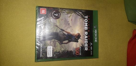 Shadow Of Tomb Raider - Definitive Edition - Lacrado - Xone
