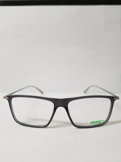 Óculos De Grau Puma Pu01400 004= 07
