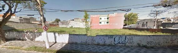 Terreno De 1484 M² No Centro De Suzano - Te0010
