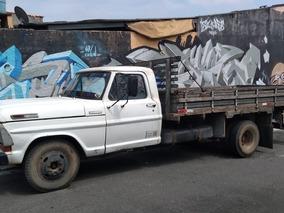 Caminhão F1000 - 1977 - Barato Vem Pra Negócio !