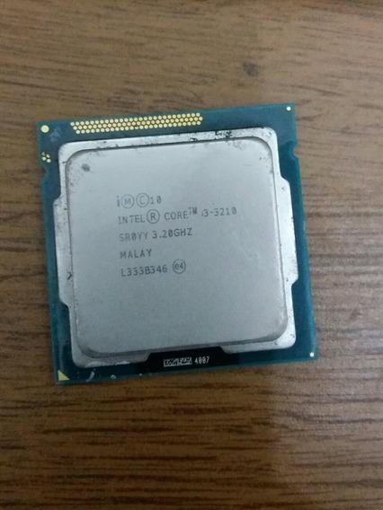 Processador I3-3210 3.20ghz Lga1155 3ªgeração
