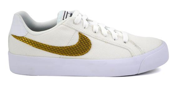Tenis Nike Para Dama Cd7002-101 Blanco [nik2081]