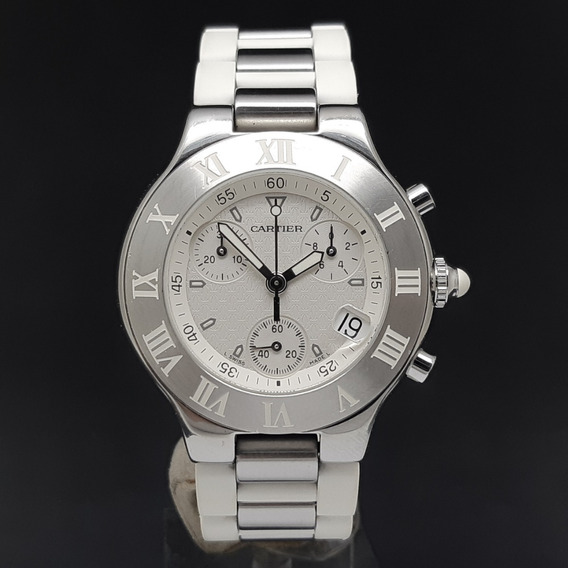 Cartier 21 Chronograph
