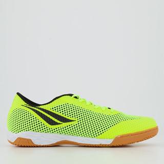 Chuteira Penalty Max 500 Ix Futsal Amarela