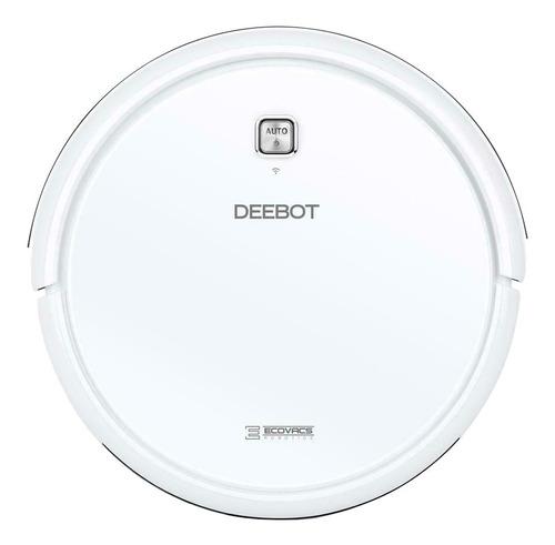Imagen 1 de 5 de Aspiradora robot Ecovacs Deebot N79W blanca 220V