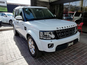 Land Rover Discovery 3.0 Se At 2015