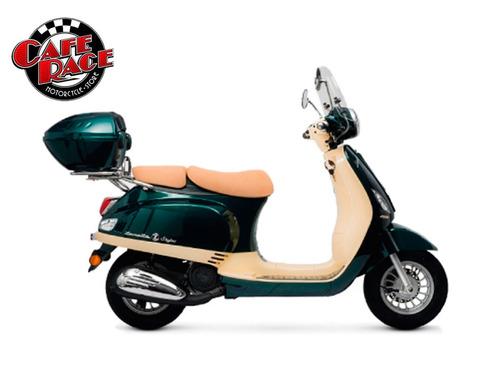 Zanella Styler Exclusive 125cc | Financiada Y Empadronada!
