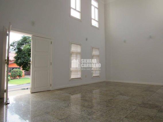 Casa Para Locação No Condominio Jardim Theodora Em Itu - Ca6685. - Ca6685