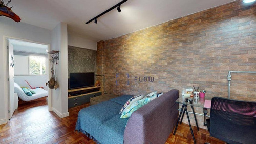 Apartamento 98m², 2 Dormitorios,  1 Vagas - Mirandópolis - Ap11678