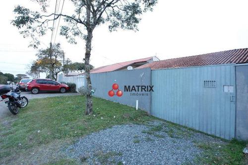 Ótimo Terreno De 363 M² Por R$ 450.000 - Bairro Alto - Curitiba/pr - Te0871