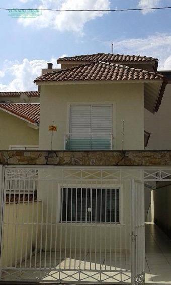 Sobrado Residencial À Venda, Vila Galvão, Guarulhos. - So0776