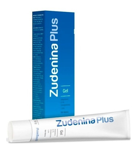 Zudenina Plus Gel X 30ml. - Medihealth - mL a $3233