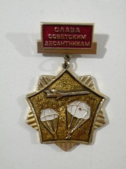Distintivo Emblema Escudo Insignia Rusia Urss Paracaidismo