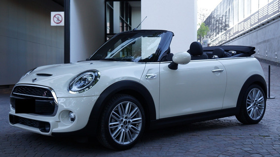 Mini Cooper S Cabrio At 2019 Cabriolet Descapotable