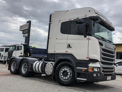 Scania R440 2018 6x4 Com Retarder - Cavalo=volvo,mb,ford,vw