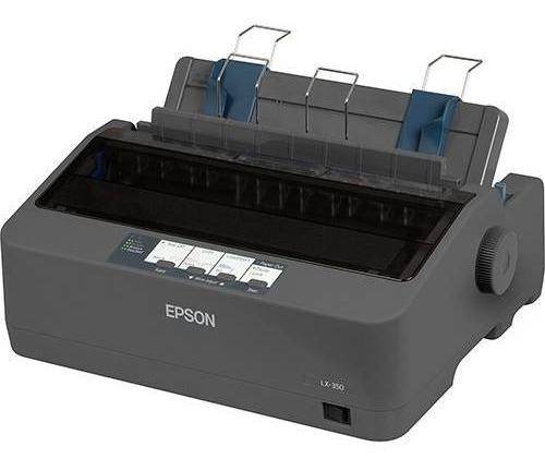 Impressora Epson Matricial Lx350 220v 1 Ano De Garantia + Nf