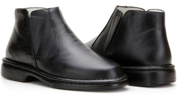 Bota Capelli Boots Social Elástica Masculino Adulto