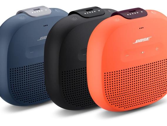 Caixa Soundlink Bose Micro Com Bluetooth Prova D