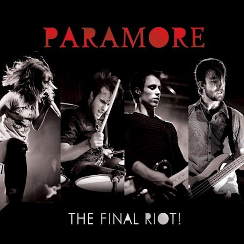 The Final Riot (cd Dvd) - Paramore (cd)