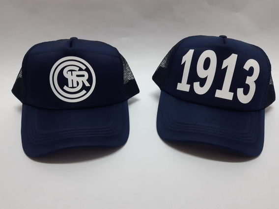 Gorra Trucker De Independiente Rivadavia