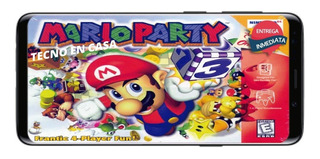 Juego Mario Party 3 N64 Para Android Emulador