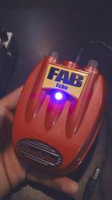 Reverb Fab Echo - Danelectro
