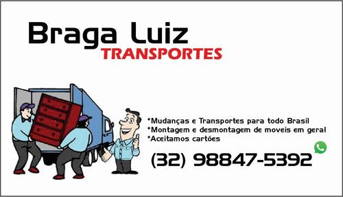 Imagem 1 de 1 de Fretes E Mudanças Braga Luiz Transportes