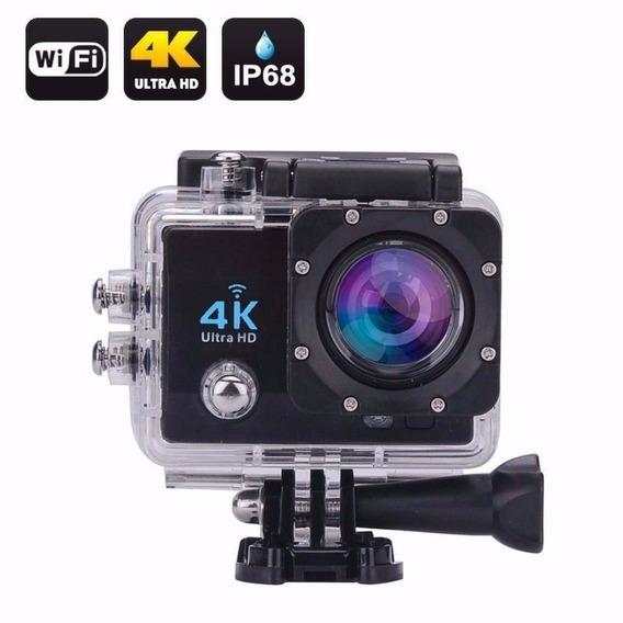 Camera 4k Nova!