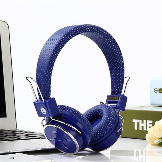 Fone De Ouvido Wireless Bluetooth S/fio Mp3 Fm St5
