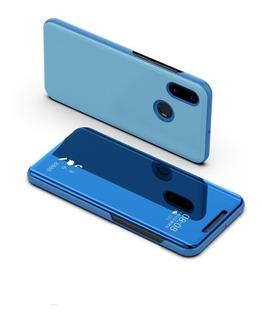 Capa Capinha Case Flip Espelhada Luxo Xiaomi Redmi Note 8