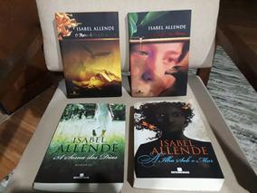 Coleção Isabel Allende 10 Livros