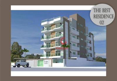Cobertura Residencial À Venda, Jardim Mariléa, Rio Das Ostras. - Co0064