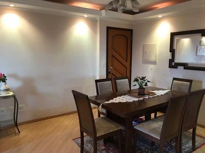 Apartamento Pronto Para Morar 55 Metros 2 Dormitórios Suiíte 1 Vaga No Centro De Osasco!!! - Ap7892