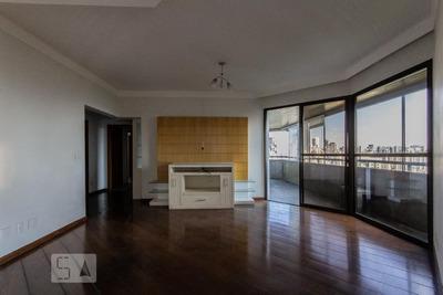 Apartamento No 7º Andar Com 3 Dormitórios E 4 Garagens - Id: 892920696 - 220696