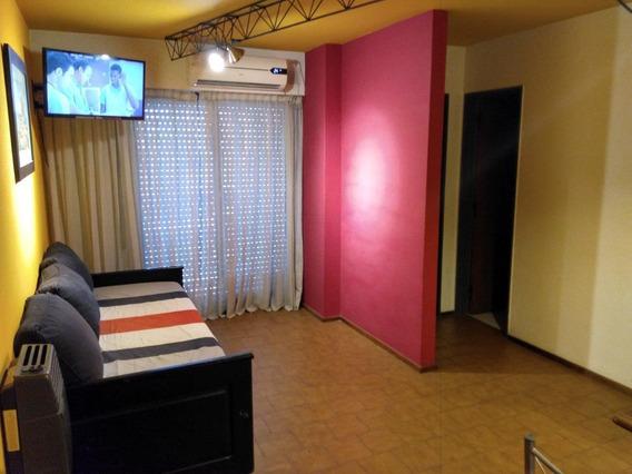 Amoblado 1 Dormitorio Sobre Estrada
