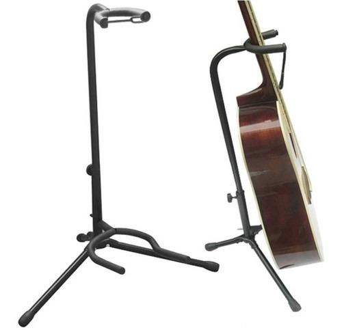 Imagen 1 de 3 de Atril De Guitarra O Bajo Electrica Parante Pedestal Stand
