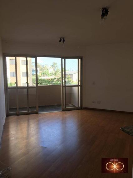 Alugo Apartamento Na Vila Andrade - Lazer Completo R$ 1.500 - Ap0140