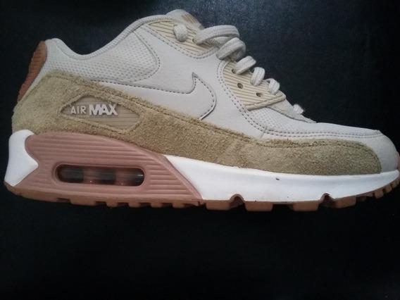 Tênis Nike Air Max 90 Nº35 Original Feminino