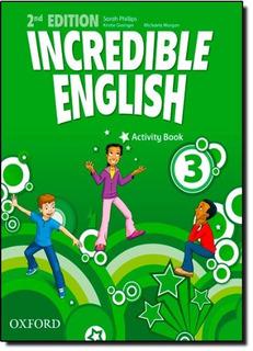 Incredible English 3 N / Ed. - Wb