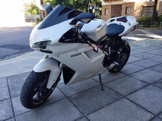 Ducati Panigale 1198 2008 Patentada 2011 Cassano Automobili