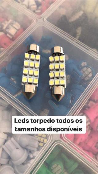 10 Pcs Torpedo Todos Os Tamanhos Disponíveis 31,36,39,41 Mm